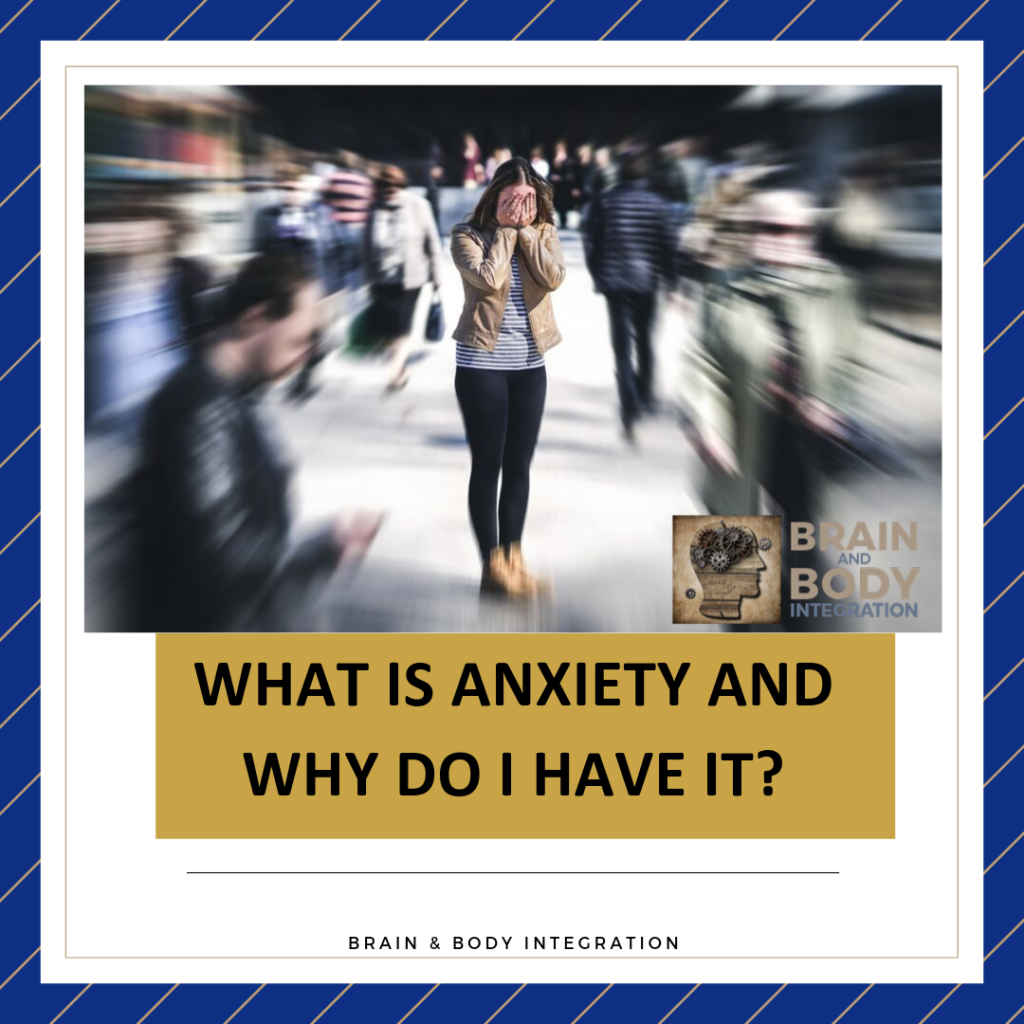 What is Anxiety & Why Do I Have It?