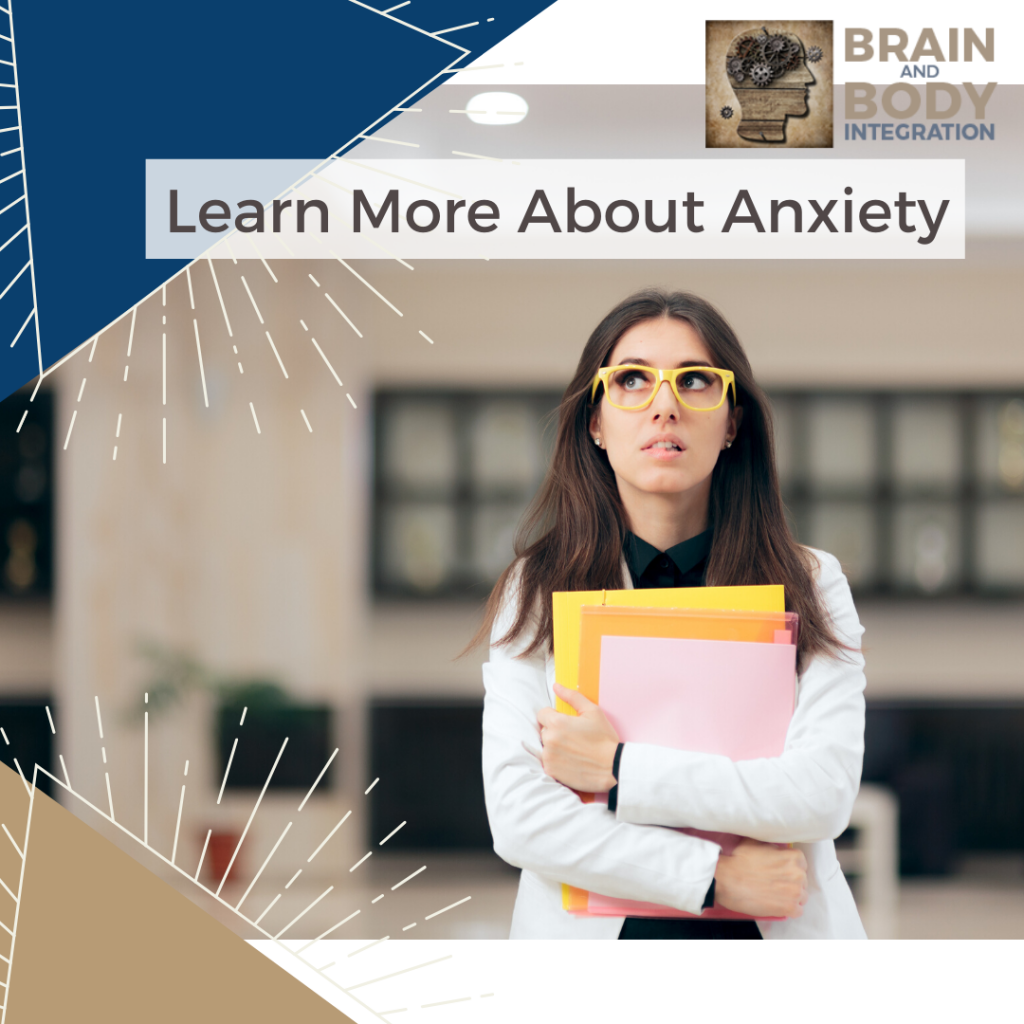 More About Anxiety