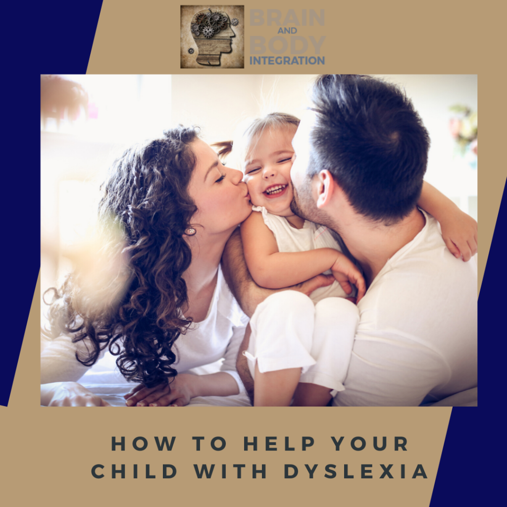 Hot to Help Your Child with Dyslexia